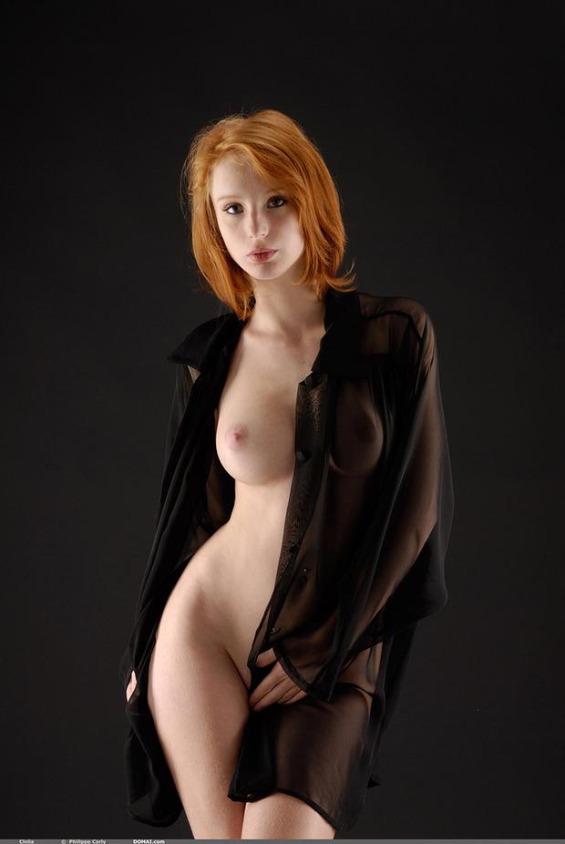 фото рыжих женщин голых