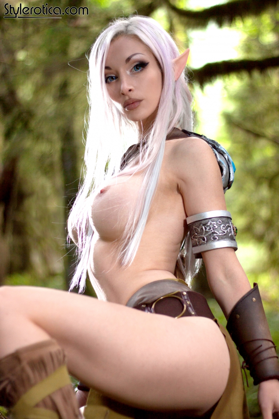 Hot anime elf gallery sexy pics