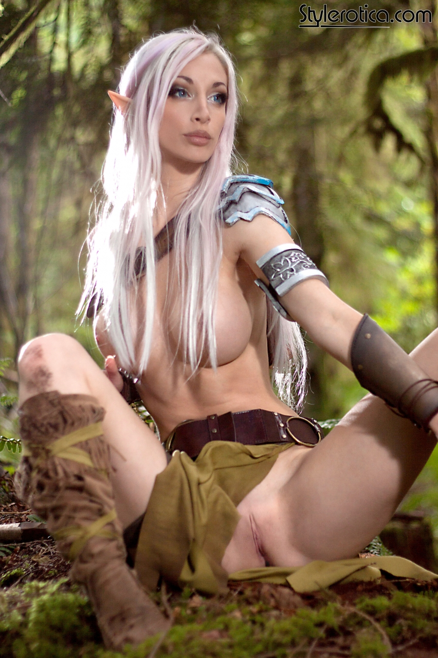 Girl elf pussy hentia photo